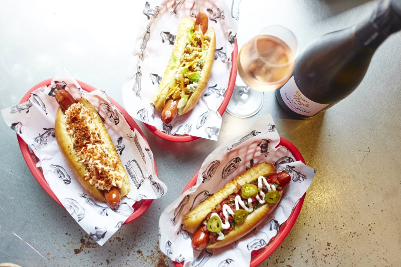 Bubbledogs | The 10 Best Places to Dine Solo