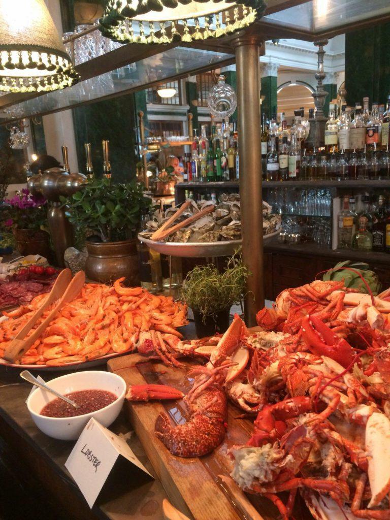 Seafood Market Solo