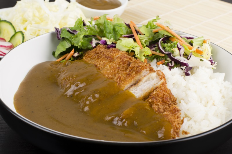 Chicken Katsu Curry | The 10 Best Places to Dine Solo