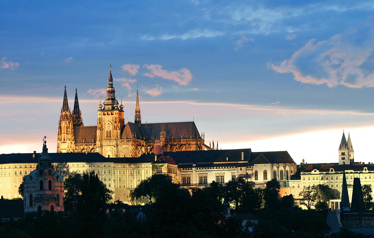 Prague Castle/Pražský hrad