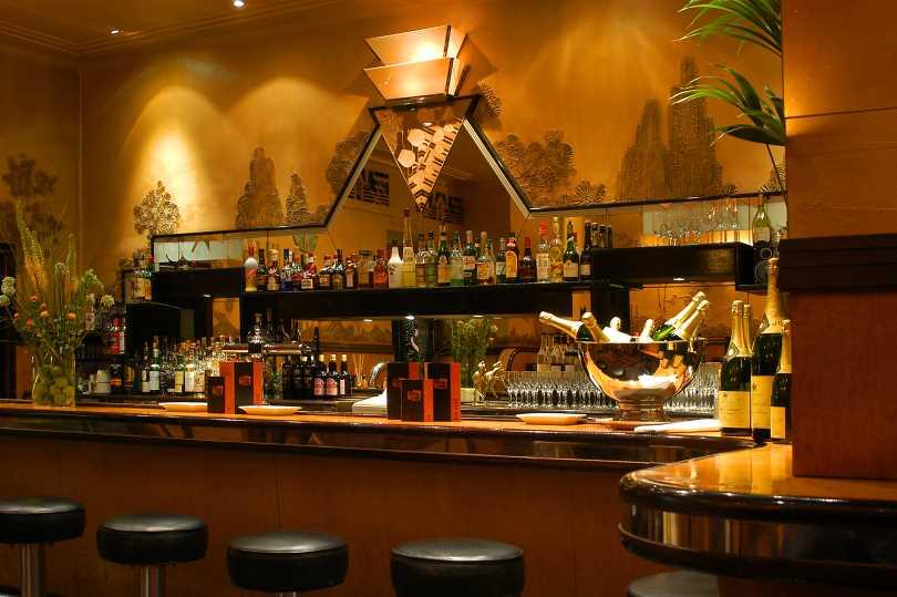 Rogano Oyster Bar