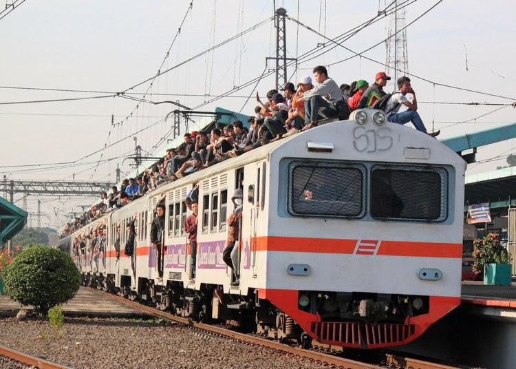 Commuter Train - Indonesia