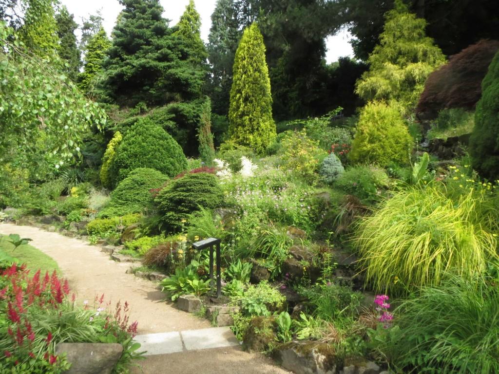 Fletcher Moss park and Botanicals Gardens