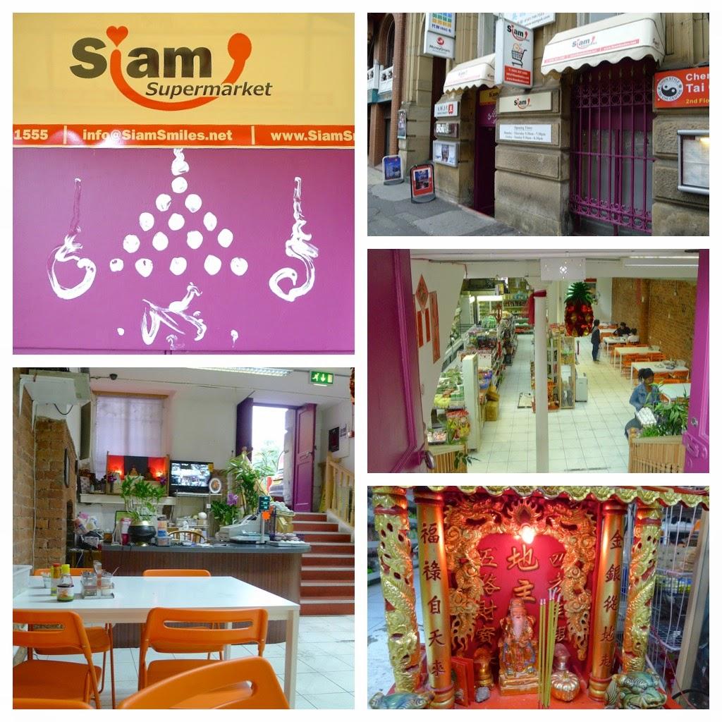Siam Smiles, Manchester Uk