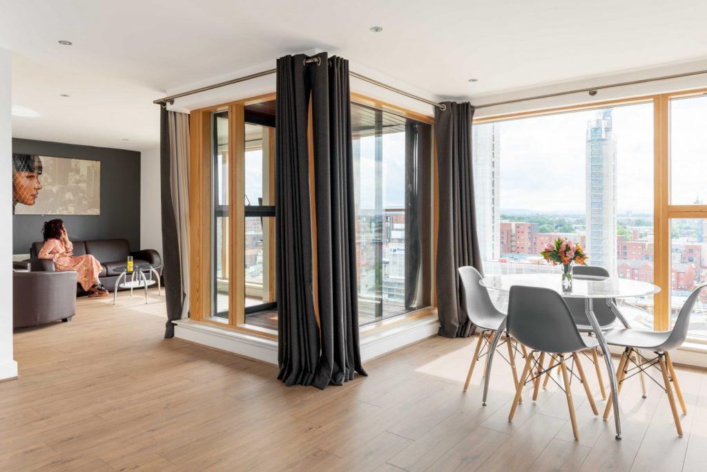 n quarter apartments
