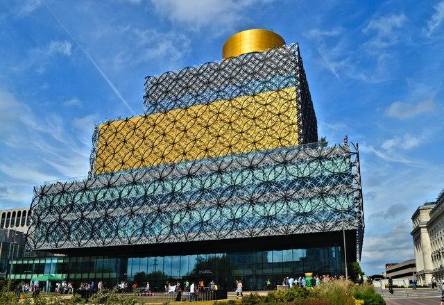 Birmingham Library -