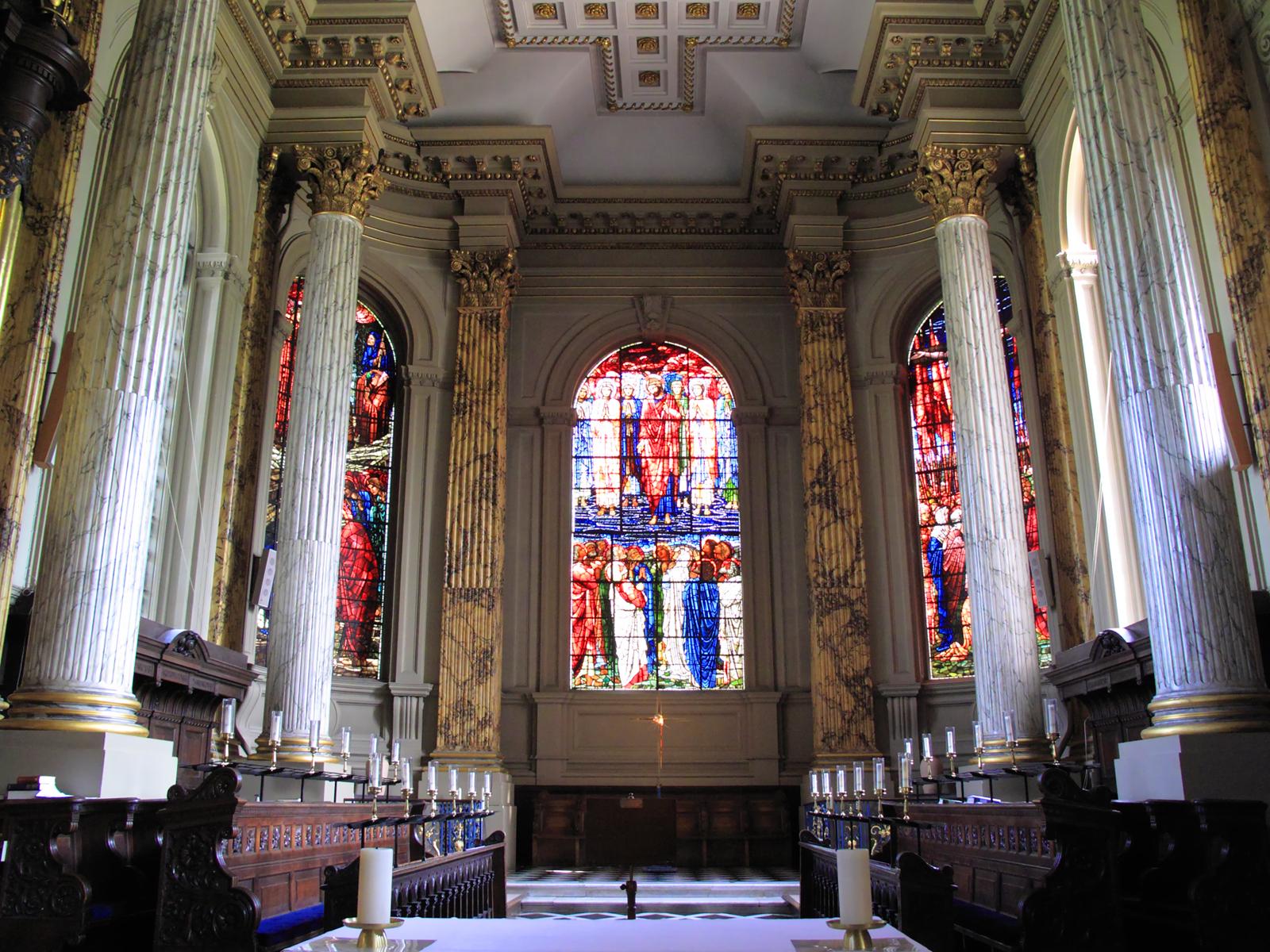 St Phillip's Cathedral, Birmingham