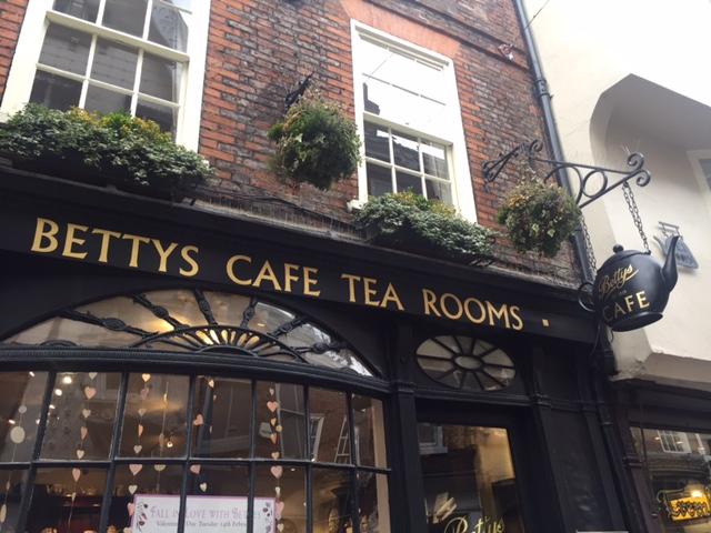 Betty's Tea Room