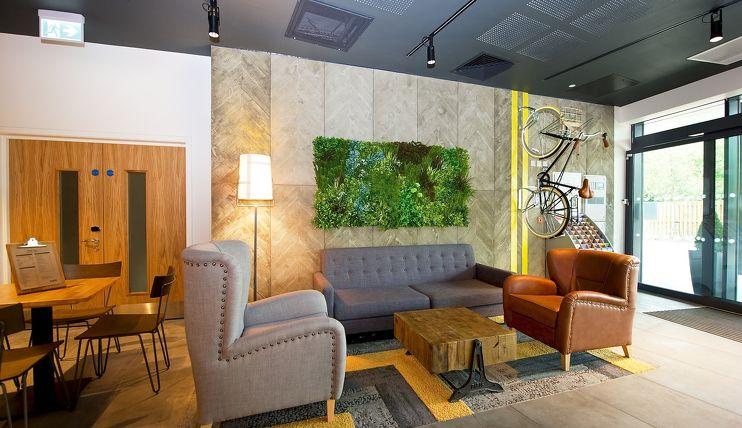 Staycity Aparthotels Reception