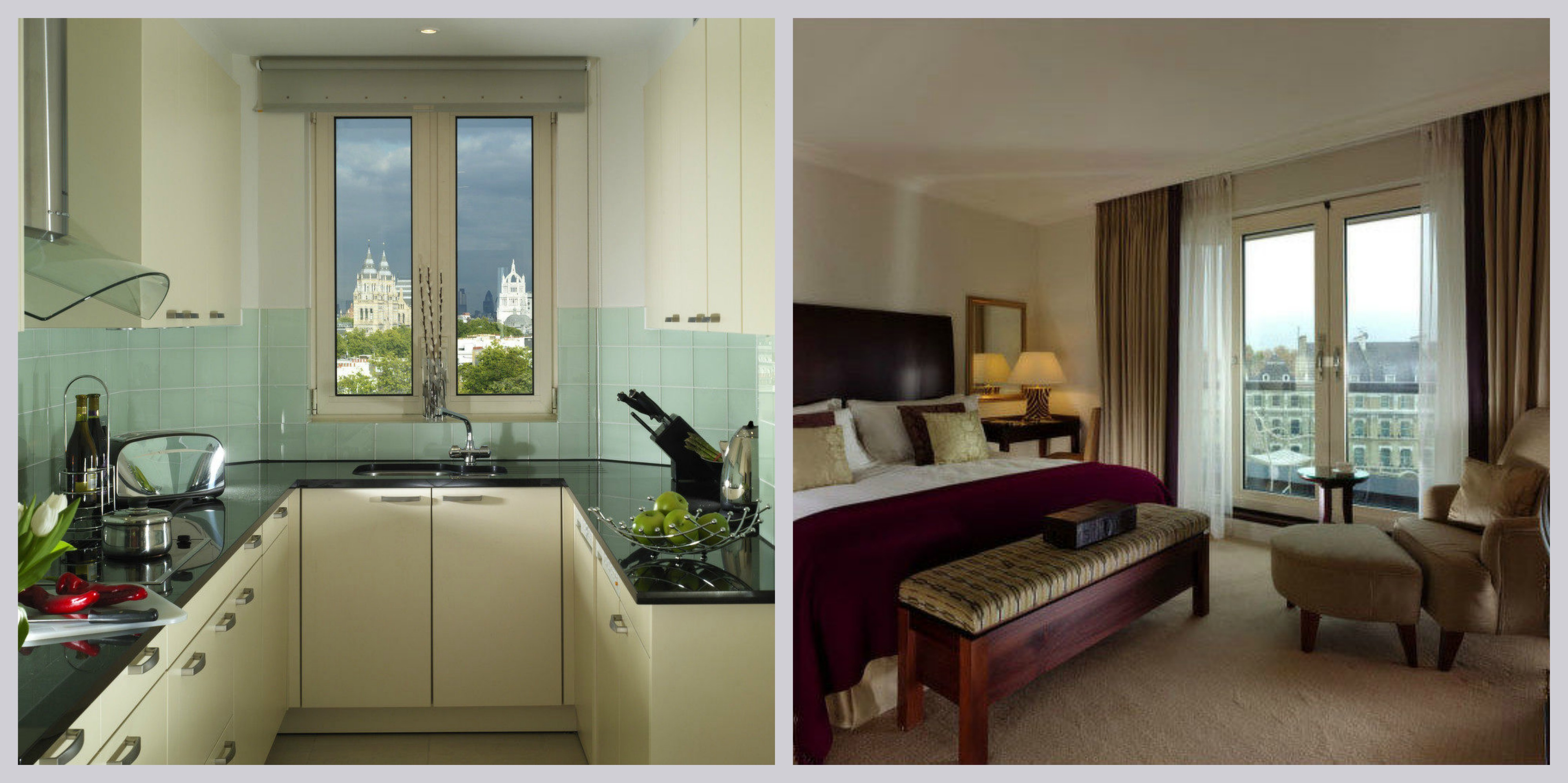 London Luxury Serviced Apartment