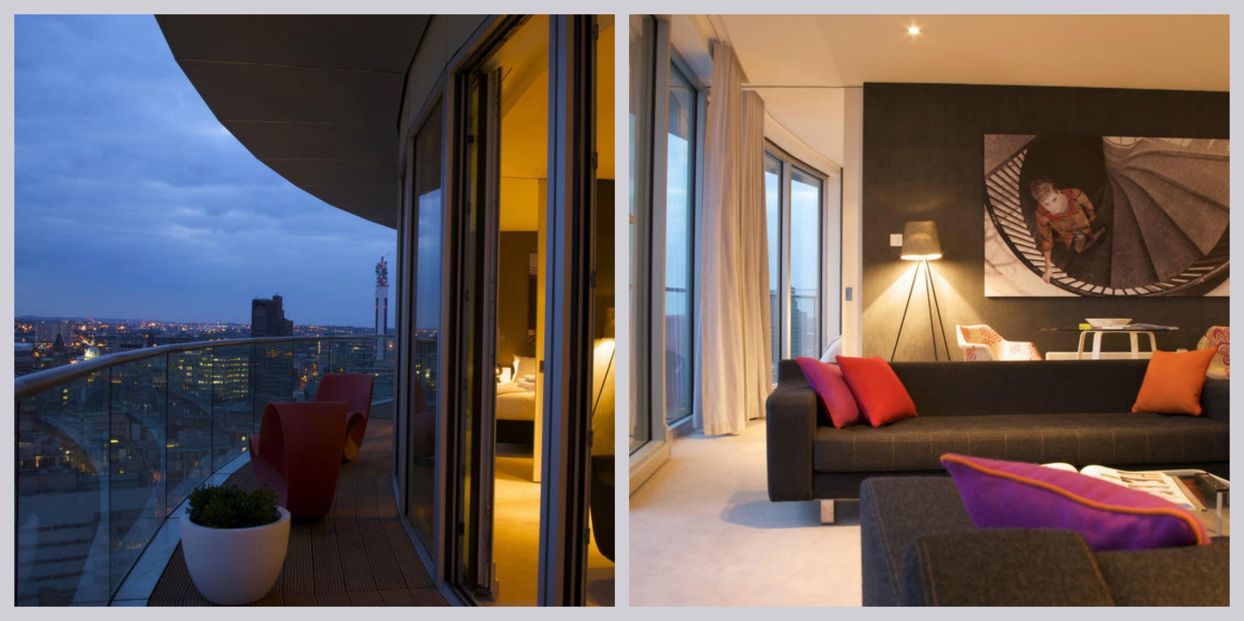 Birmingham Luxury serviced apartments