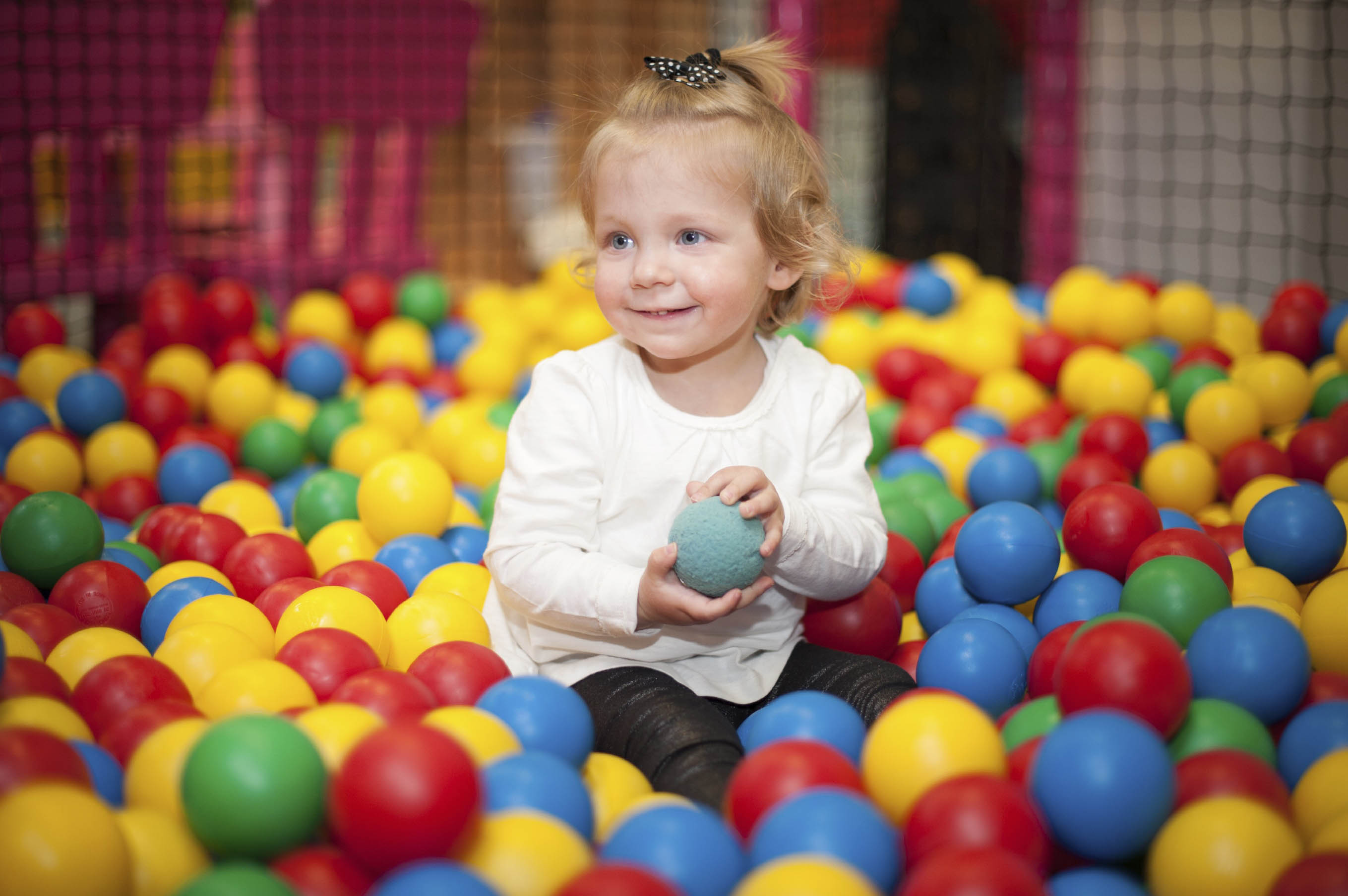 Cardiff with kids - play centres