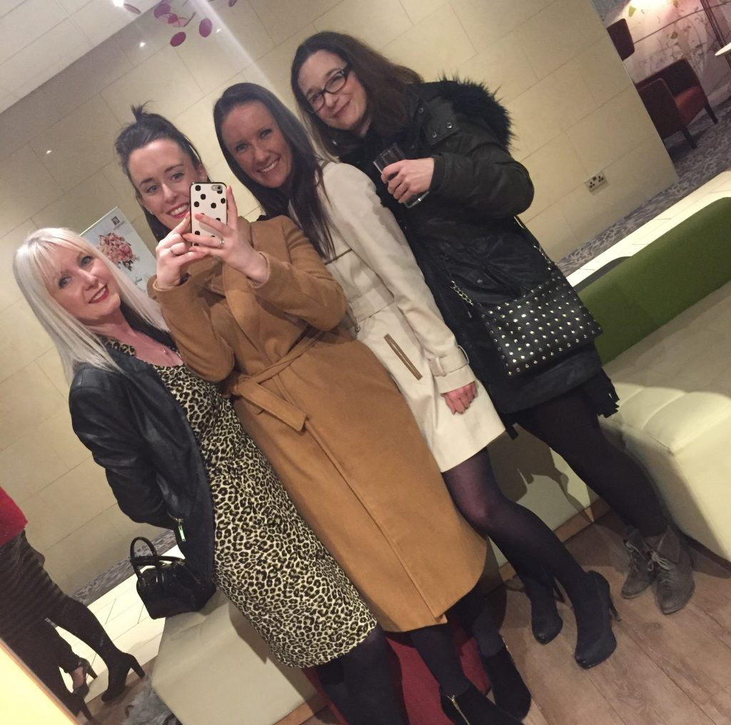 Girls' weekend in Liverpool