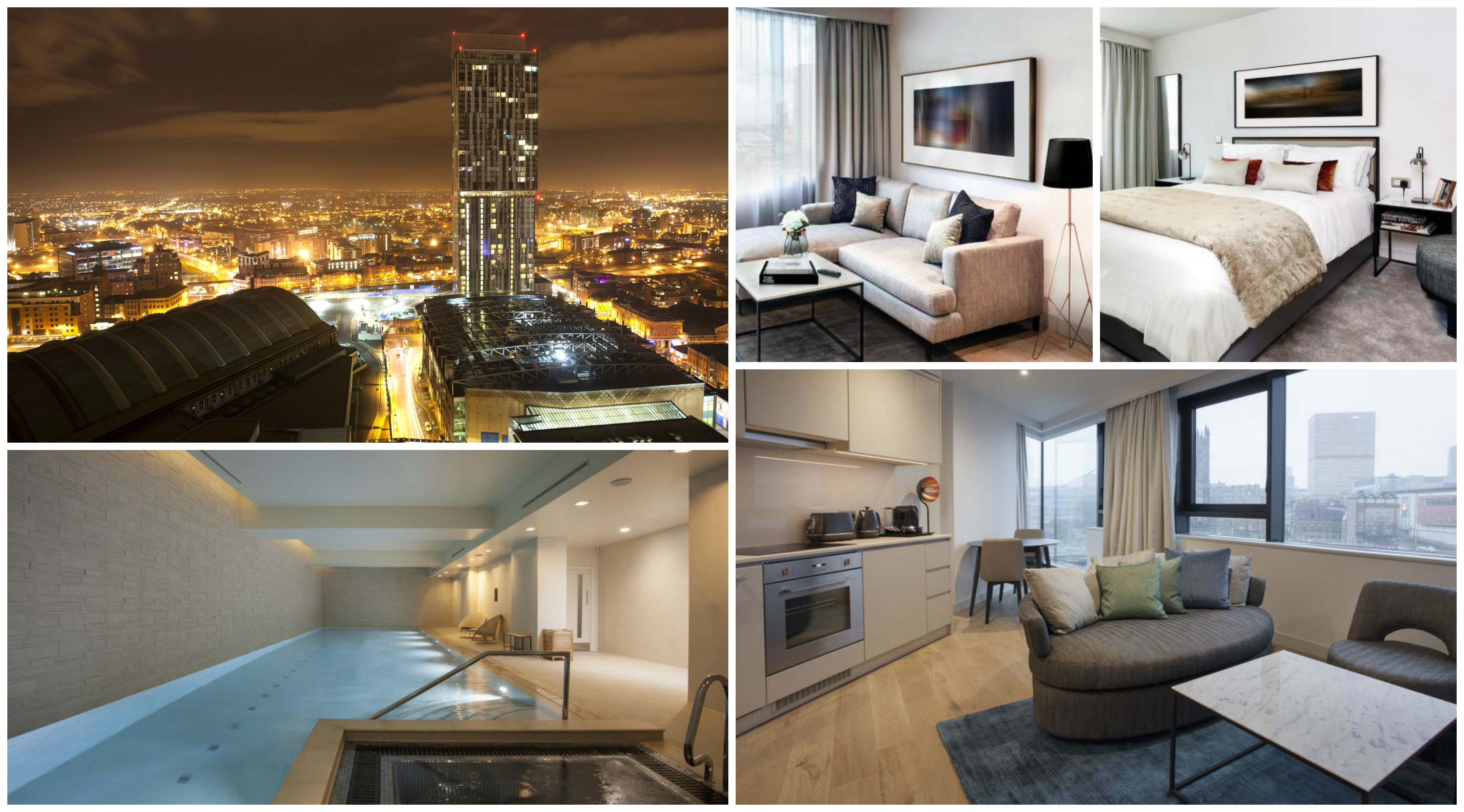 win a Manchester Stay