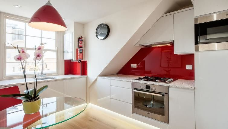 Draycott Place Apartments, London