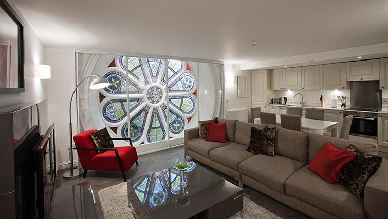 Apple Apartments Aberdeen Top Living Rooms
