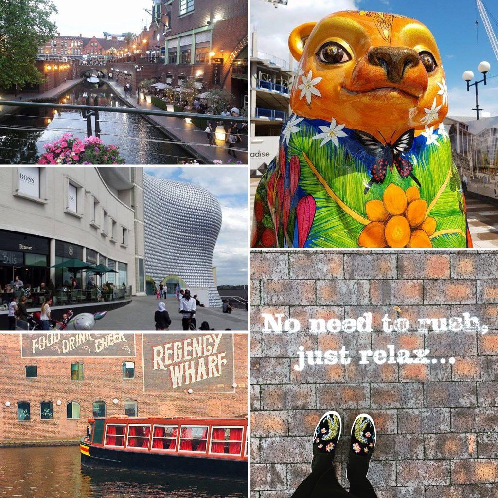 Birmingham collage