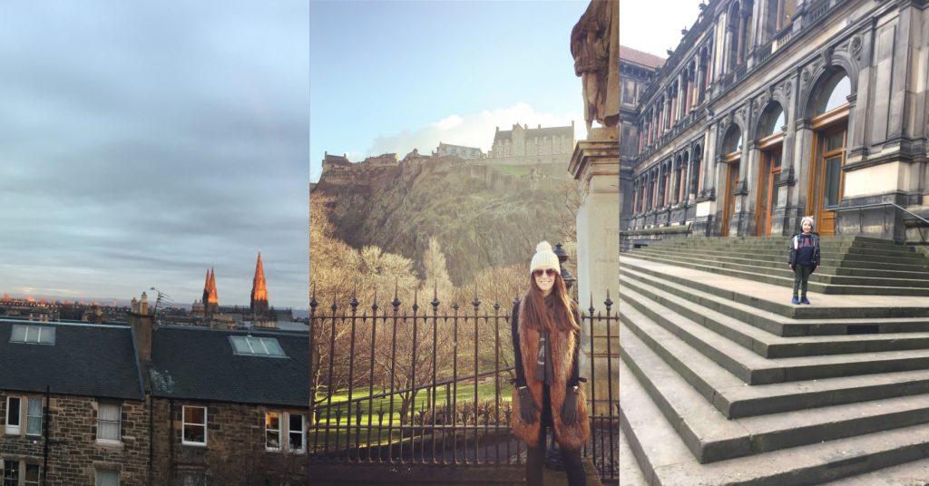 Edinburgh citybreak