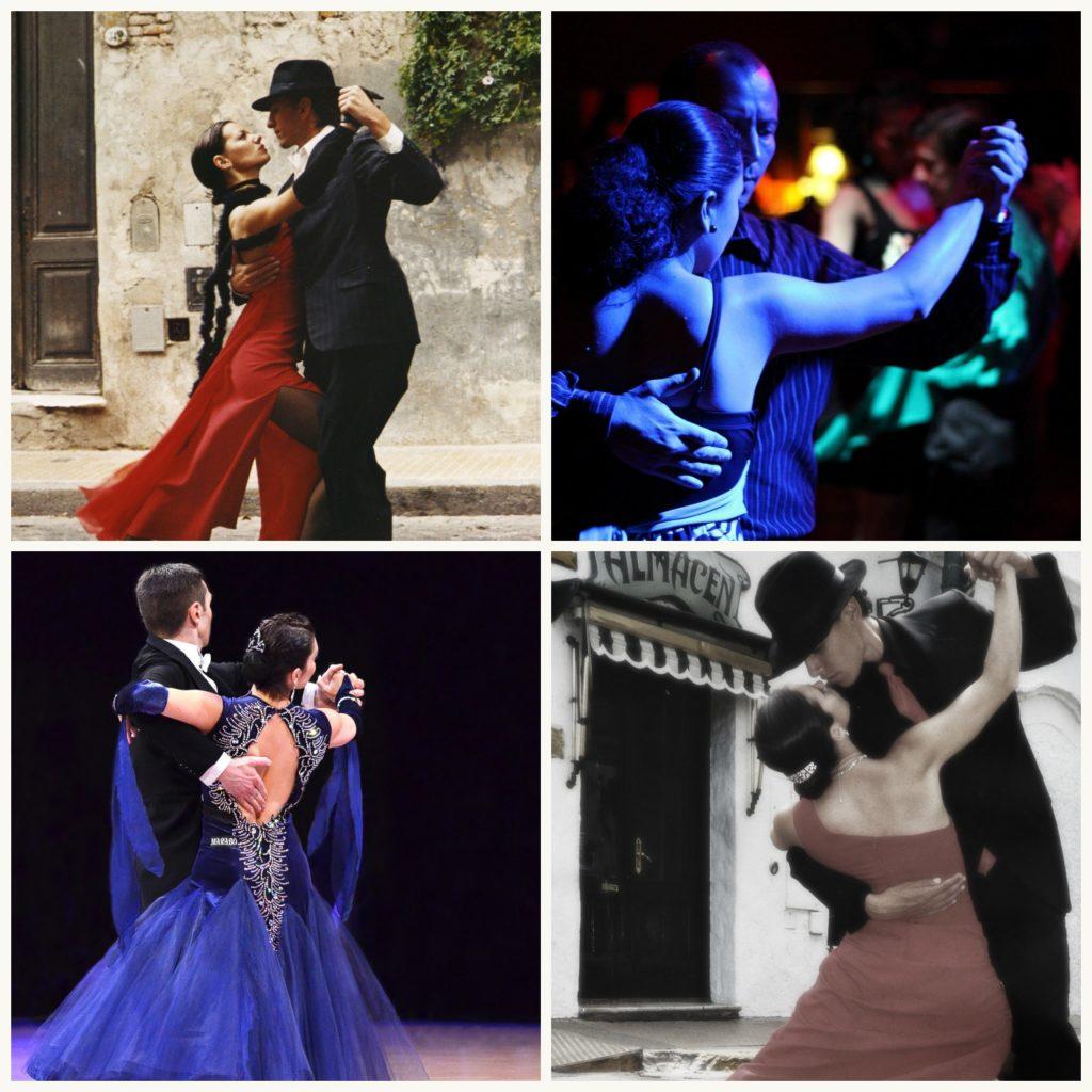Tango Dance Origins