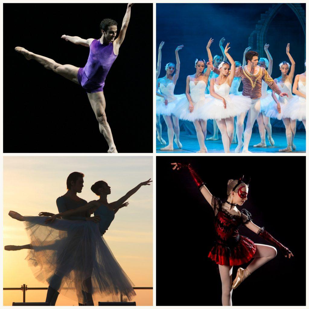 Ballet dances origins