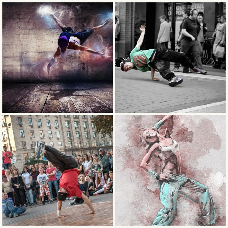 breakdance dance origins