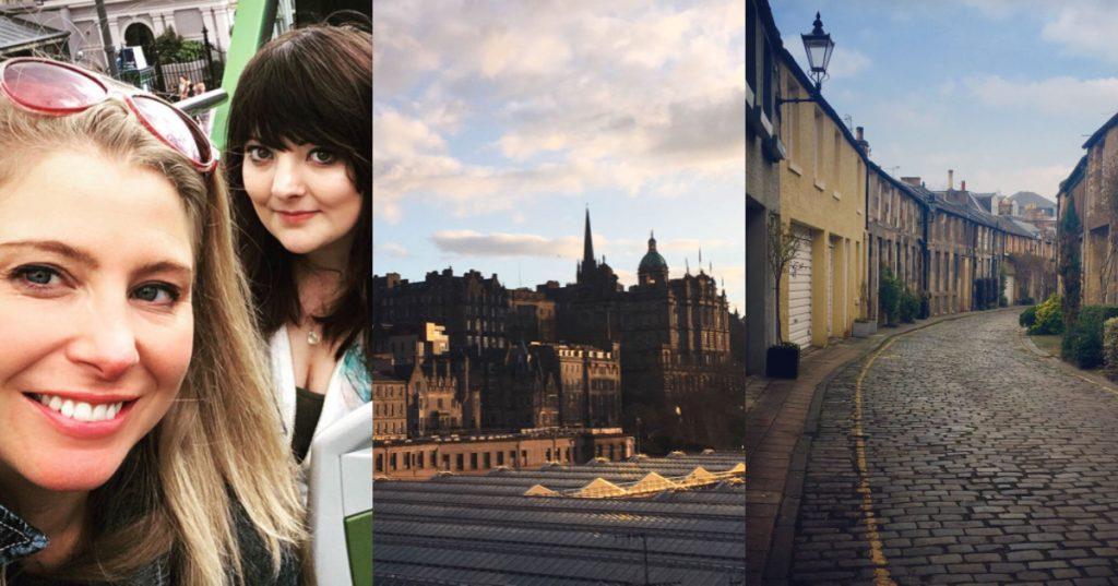 VJGT Edinburgh Tried and Tested