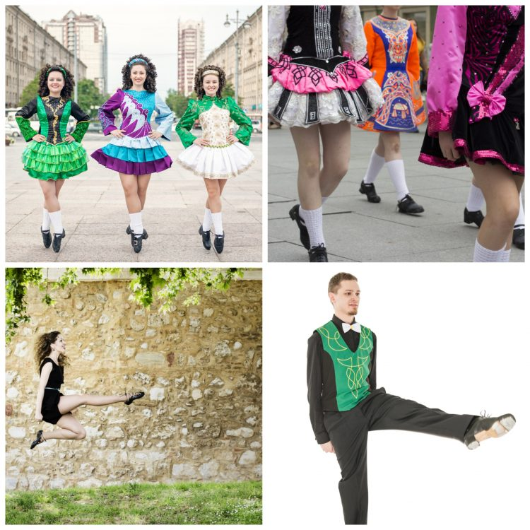 Irish dancing dance origins