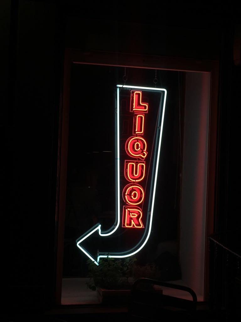 lucky liquor hidden bar