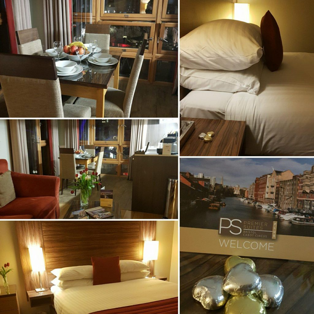 Serviced Apartment photos in Bristol, with bedrooms, and great views.