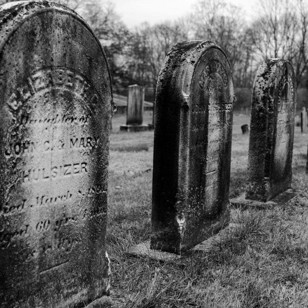 Graveyard Edinburgh