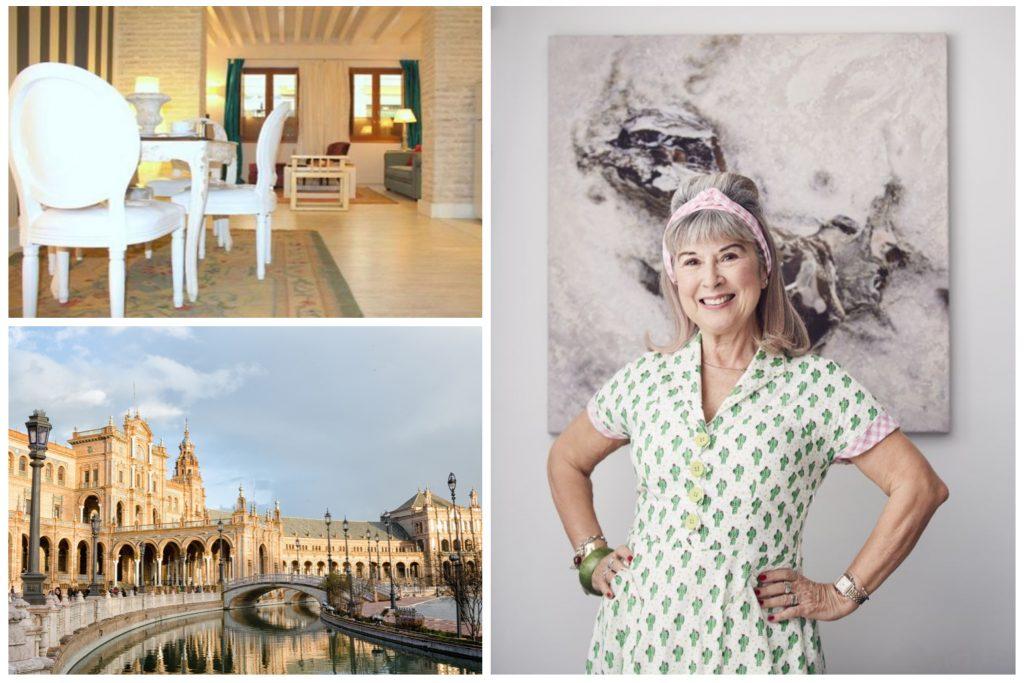 Alternative ageing, Suzi Grant with Seville
