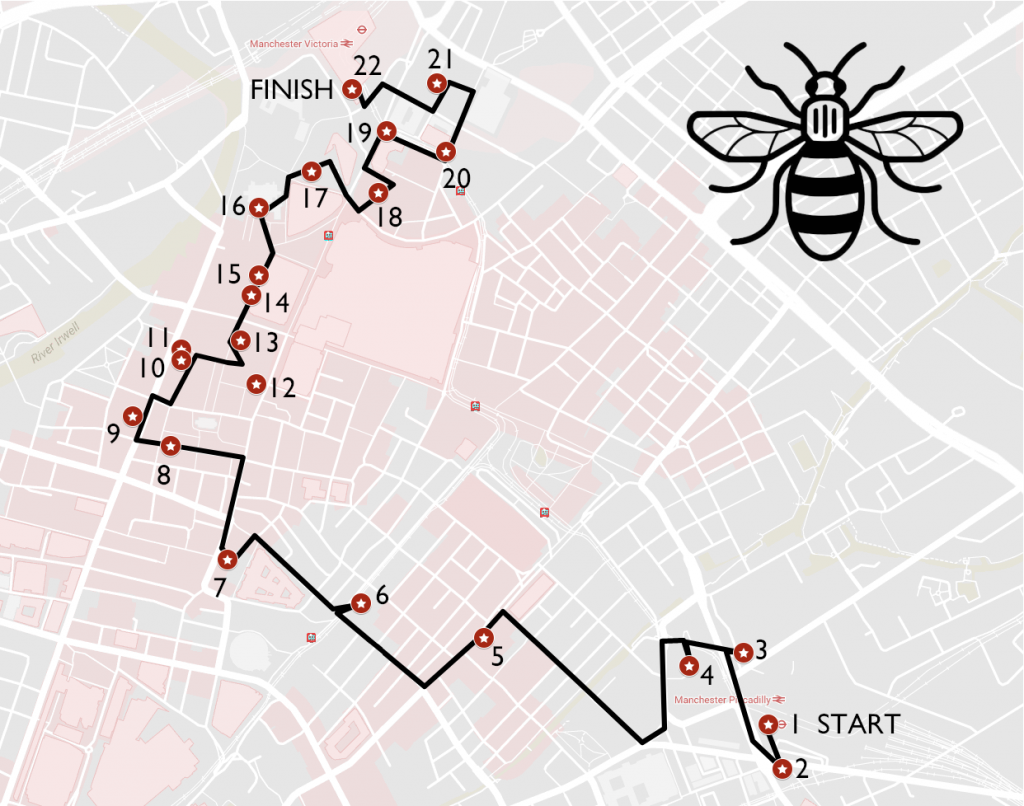 Bee Map