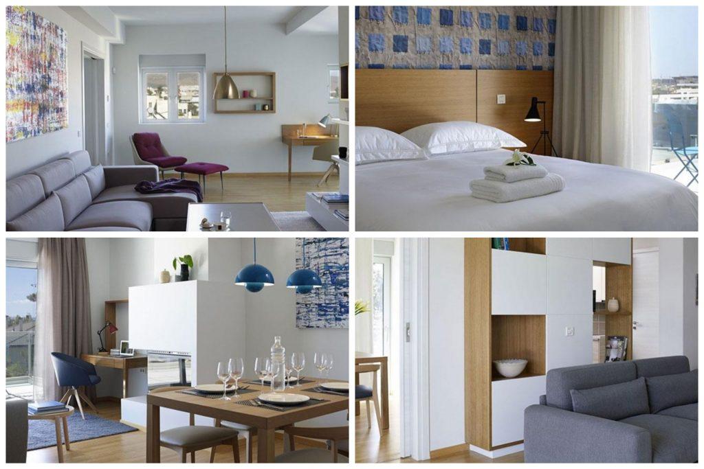 Scale Suites apartments