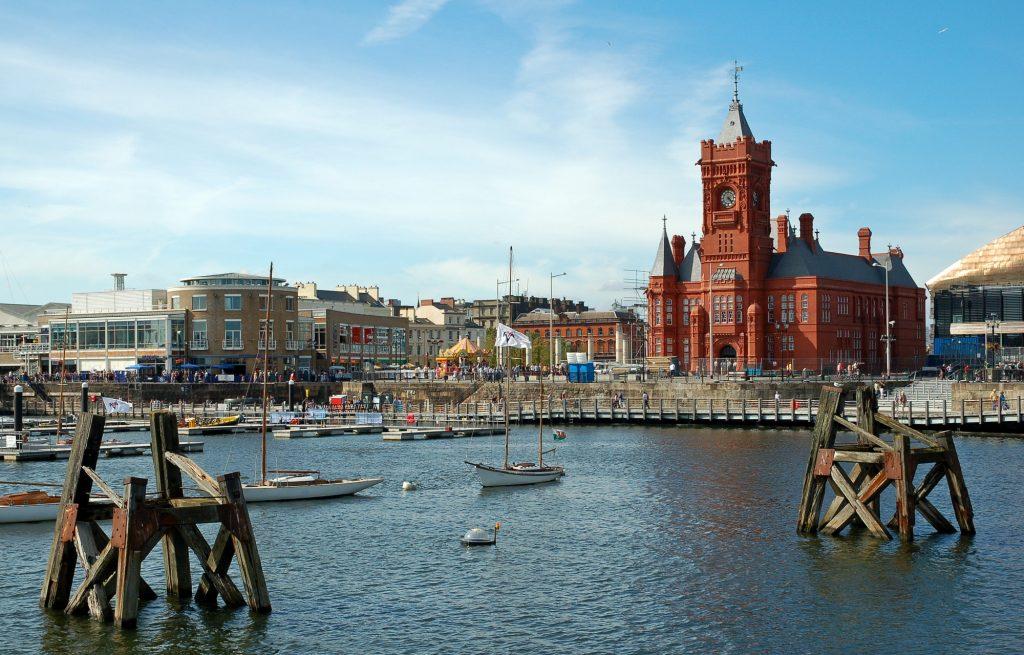 Cardiff Harbour