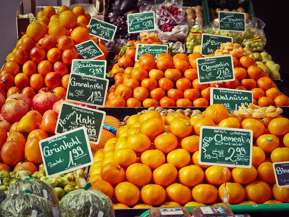 Markets in Dublin