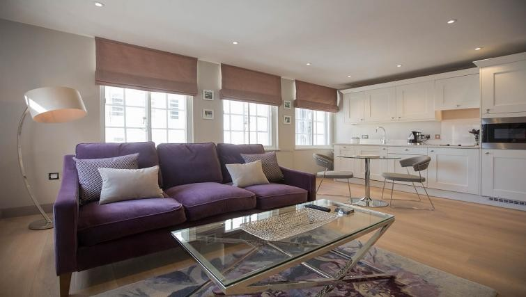 Serviced apartments in Birmingham