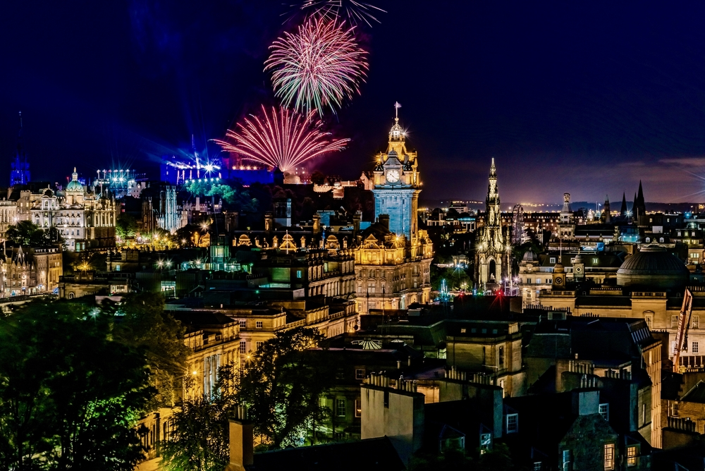 Things to do in Edinburgh in December