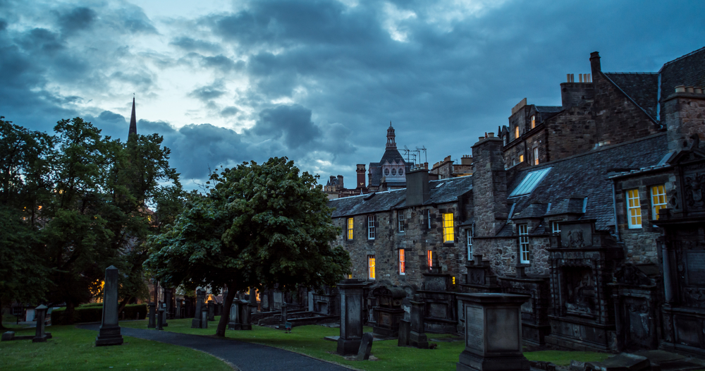 Things to do in Edinburgh in October