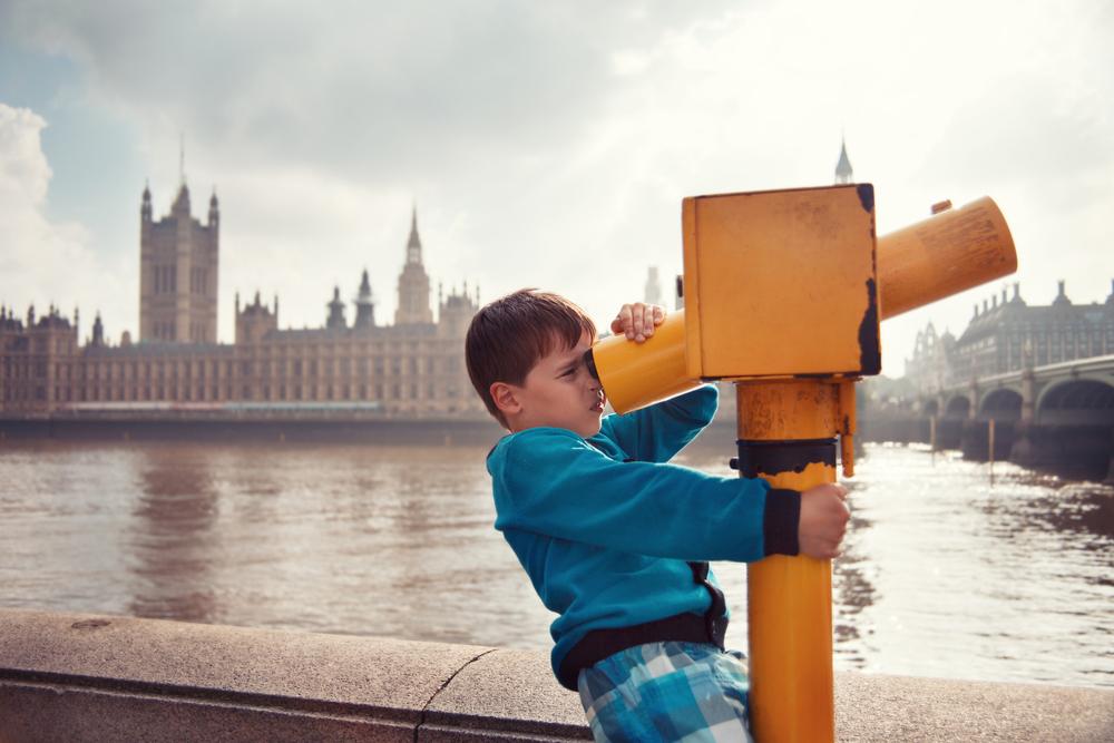 Children in London