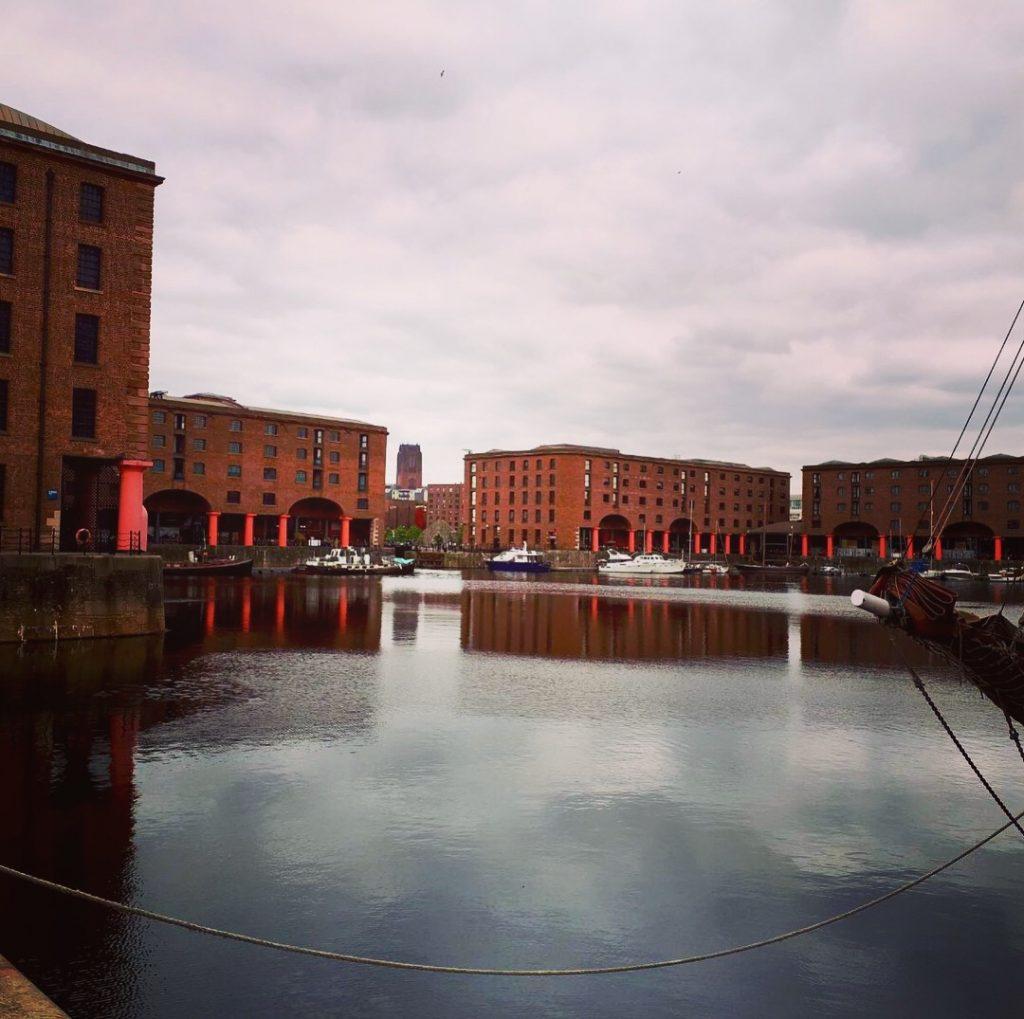The Royal Albert Dock, Liverpool