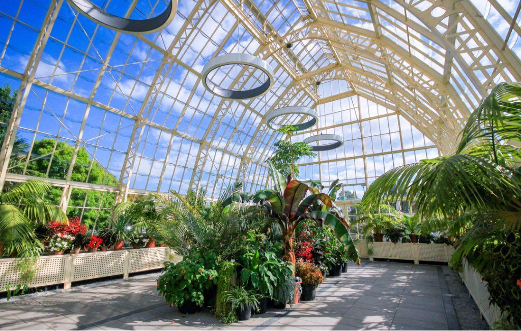 National Botanical Gardens Dublin