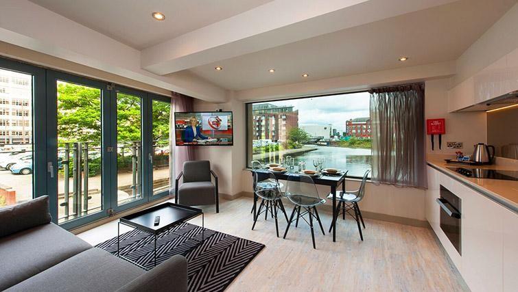 La Reserve Aparthotel, Manchester