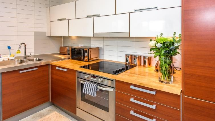Skyline serviced apartments, Manchester