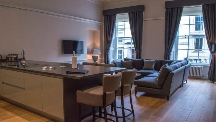 Blythswood Apartments Glasgow