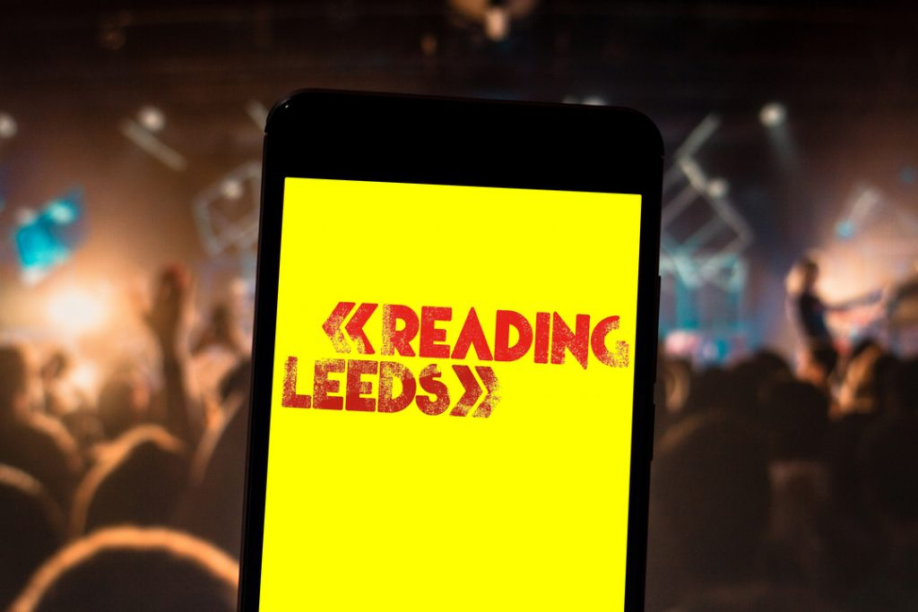 Reading and Leeds Music Festival
