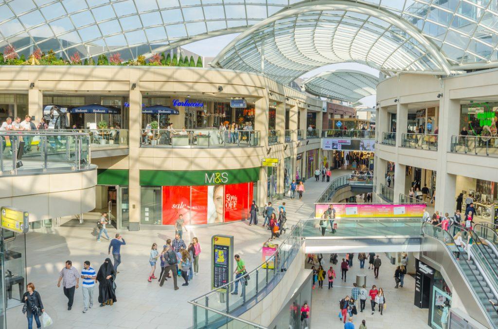Trinity Leeds shopping centre