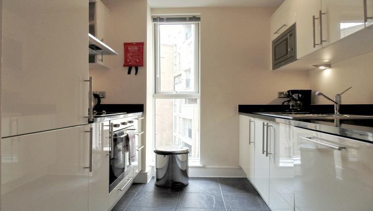 Still Life Southwark apartment kitchen
