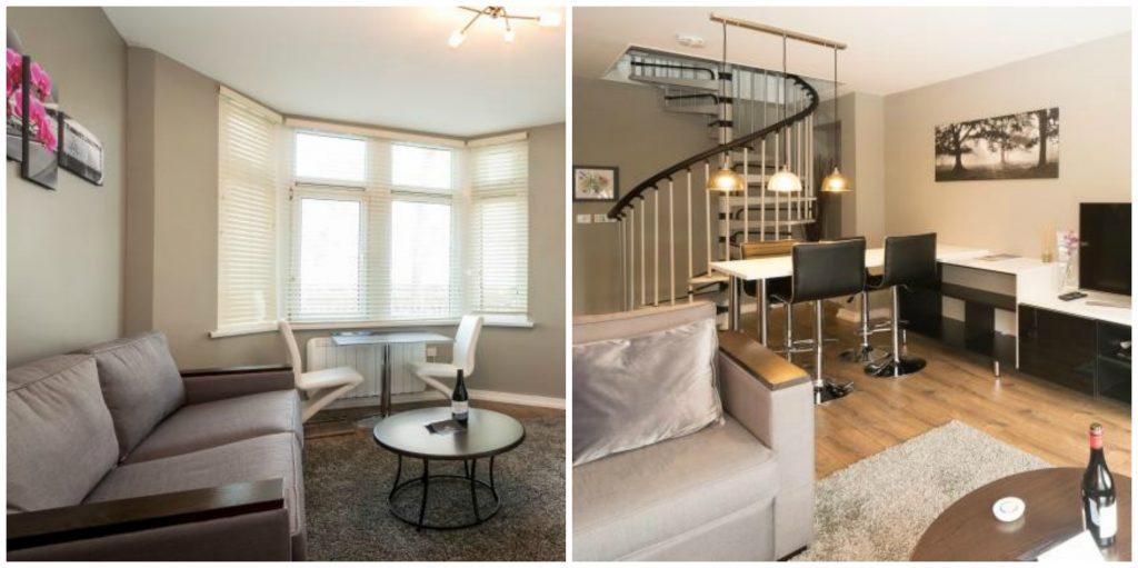 Luxury Fitzhamon Apartments, Cardiff