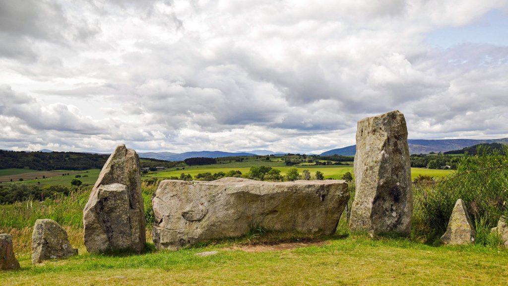 Dee-Tal Stone Circle, Aberdeenshire fun facts about Aberdeen