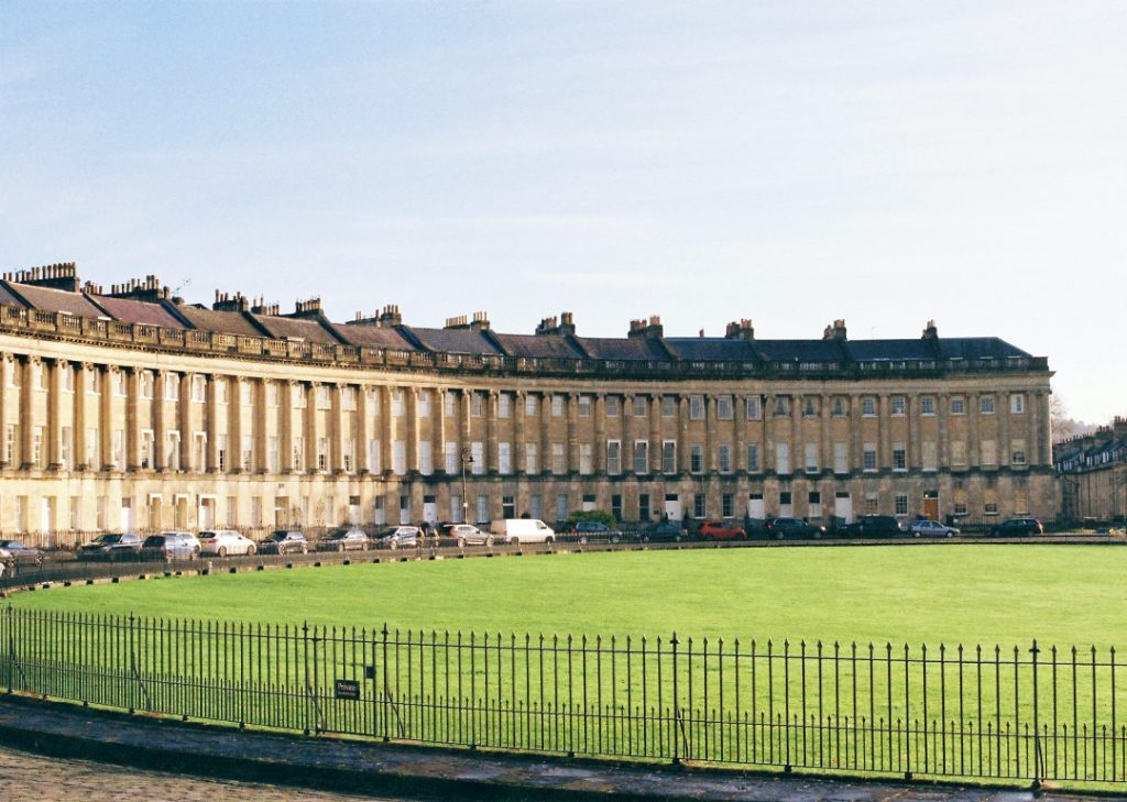 Bath is one of the best staycations KU